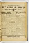 The Missouri Miner, November 02, 1940