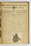 The Missouri Miner, November 20, 1940