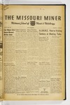 The Missouri Miner, November 30, 1940