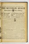 The Missouri Miner, January 14, 1941