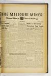 The Missouri Miner, January 18, 1941