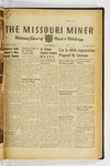The Missouri Miner, January 21, 1941