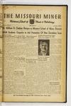 The Missouri Miner, March 29, 1941