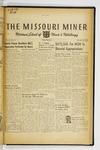 The Missouri Miner, May 10, 1941