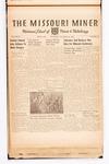 The Missouri Miner, October 25, 1941