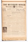 The Missouri Miner, October 29, 1941