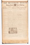 The Missouri Miner, November 19, 1941