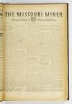 The Missouri Miner, November 25, 1942