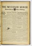 The Missouri Miner, March 27, 1943