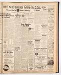 The Missouri Miner, November 23, 1943