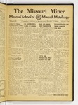 The Missouri Miner, December 12, 1944