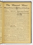 The Missouri Miner, January 16, 1945