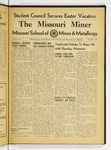 The Missouri Miner, March 20, 1945