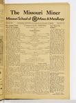 The Missouri Miner, August 21, 1945
