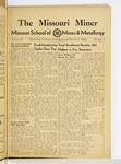 The Missouri Miner, September 18, 1945