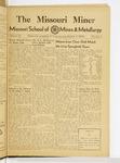 The Missouri Miner, October 16, 1945