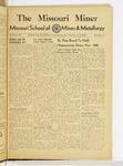 The Missouri Miner, October 30, 1945