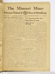 The Missouri Miner, November 13, 1945