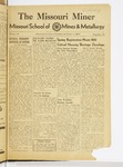 The Missouri Miner, January 15, 1946