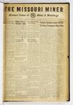 The Missouri Miner, January 22, 1946