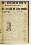 The Missouri Miner, January 29, 1946