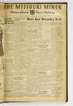 The Missouri Miner, February 12, 1946