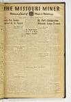The Missouri Miner, March 19, 1946