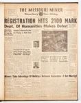 The Missouri Miner, September 25, 1946