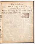 The Missouri Miner, October 16, 1946