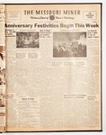 The Missouri Miner, October 30, 1946