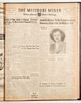 The Missouri Miner, January 22, 1947