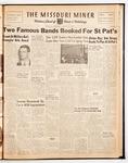 The Missouri Miner, February 12, 1947