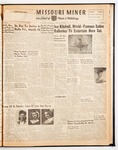The Missouri Miner, February 26, 1947