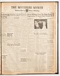 The Missouri Miner, March 26, 1947