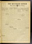 The Missouri Miner, October 29, 1947