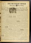 The Missouri Miner, November 12, 1947