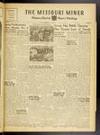 The Missouri Miner, November 26, 1947
