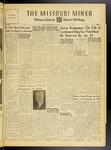 The Missouri Miner, January 21, 1948