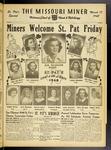 The Missouri Miner, March 17, 1948