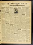 The Missouri Miner, October 01, 1948