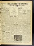 The Missouri Miner, October 15, 1948
