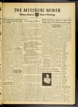 The Missouri Miner, November 19, 1948