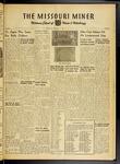 The Missouri Miner, December 17, 1948