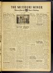 The Missouri Miner, January 17, 1949