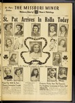 The Missouri Miner, March 18, 1949