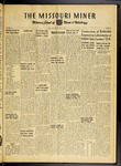 The Missouri Miner, April 15, 1949