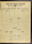 The Missouri Miner, May 20, 1949
