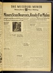 The Missouri Miner, October 14, 1949