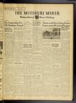 The Missouri Miner, November 11, 1949