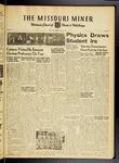 The Missouri Miner, November 18, 1949